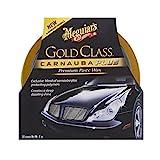 Meguiar's G7014EU Gold Class Paste Wax Autowachs, 311g